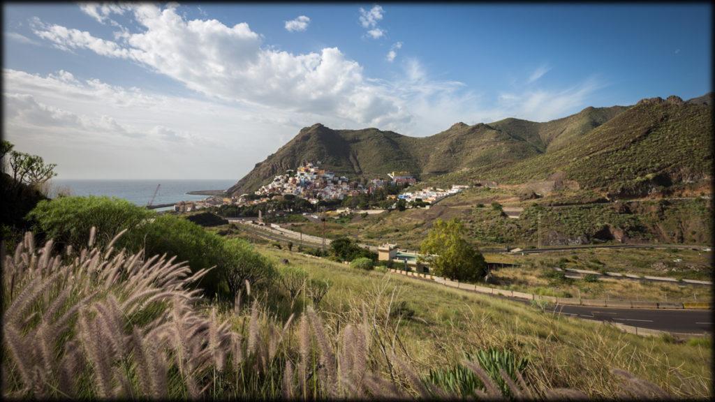 Landscape Photography: Colorful village San Andrés.