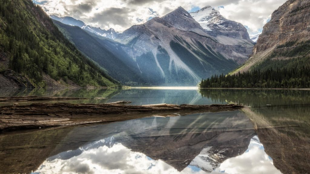 Photo Spot in British Columbia: Mount Robson National Park