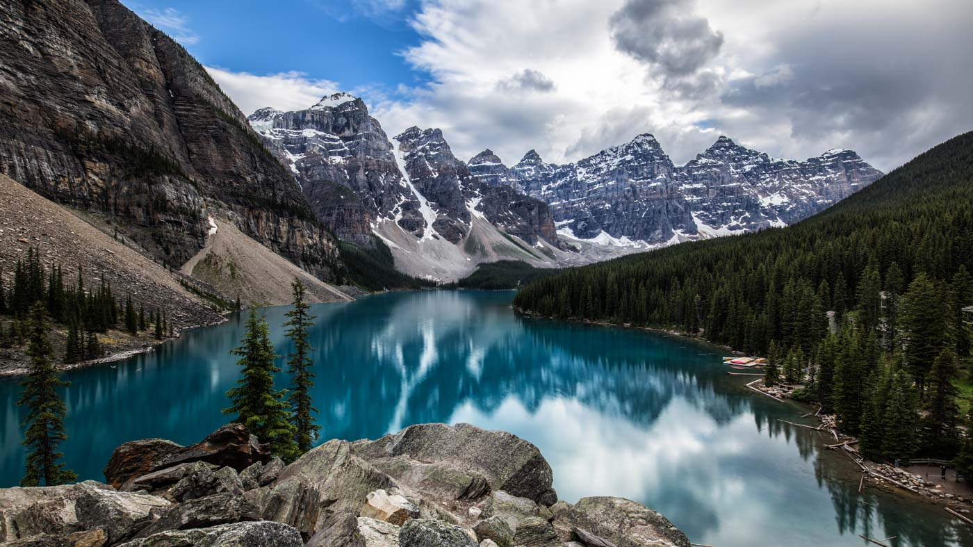 My Top 5 Landscape Photo Spots in Alberta – Canada