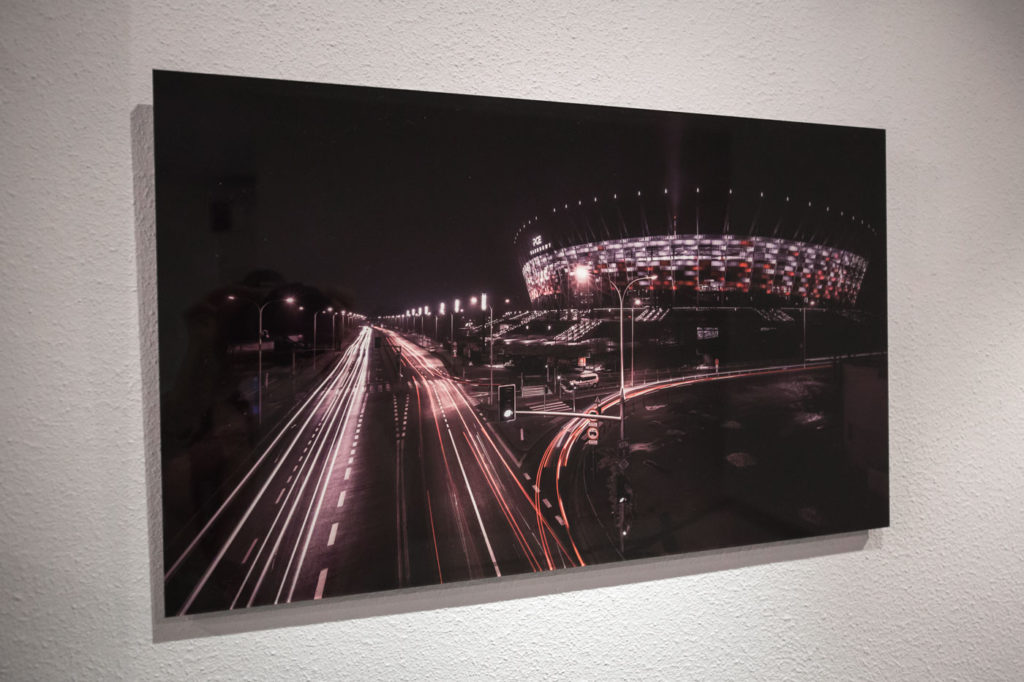 Saal Digital GalleryPrint of PGE Narodowy - National Stadium Warsaw