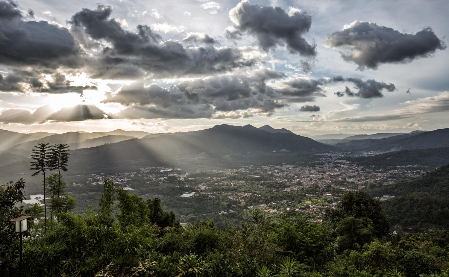 Cerro San Cristobal - Antigua - Landscape Photo