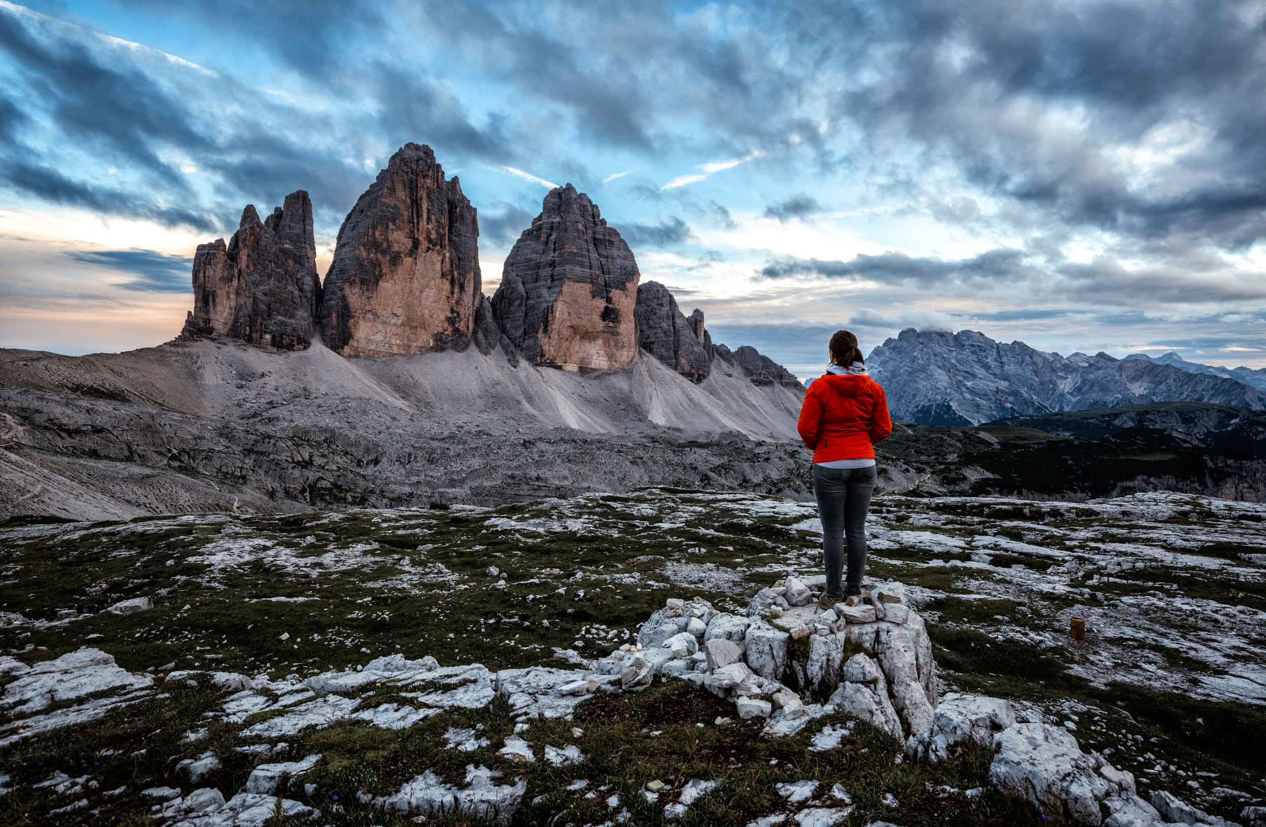 Three Peaks - Dolomites, Italy - Landscape Photography