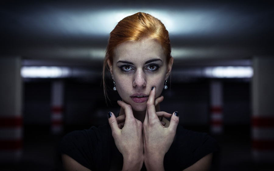 Portrait of Sofia by Lukas Petereit, German Travel Photographer