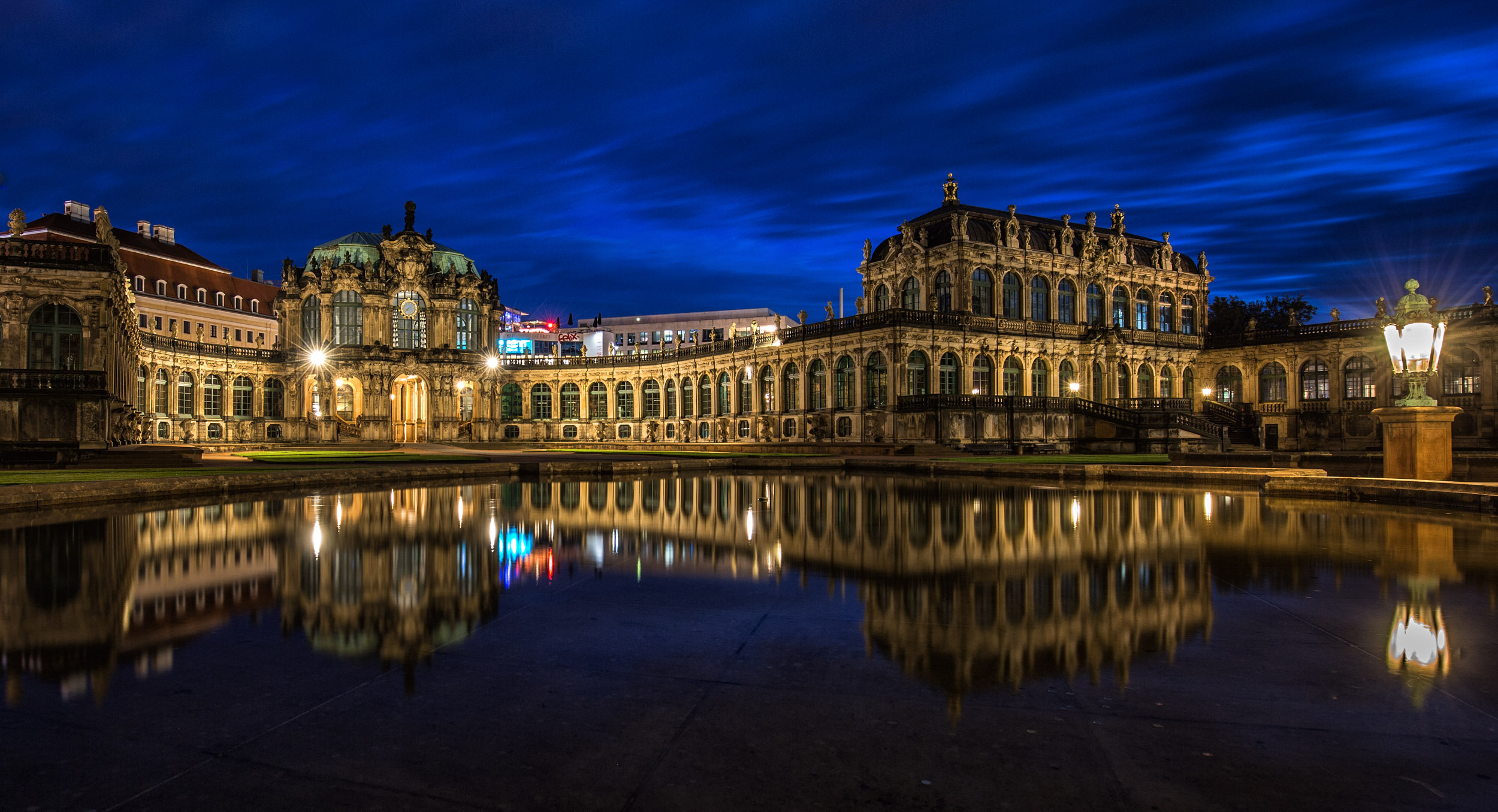 Zwinger - Dresden, Germany - City Photography