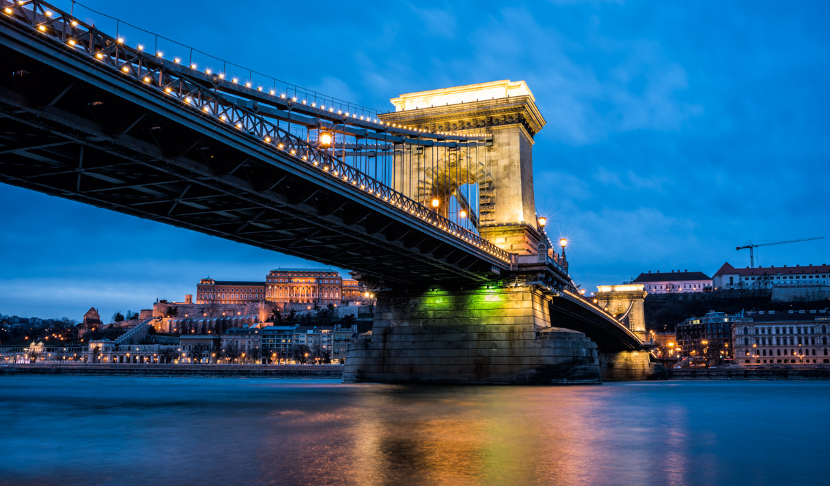 A place you have to see in Budapest: The Chain Bridge