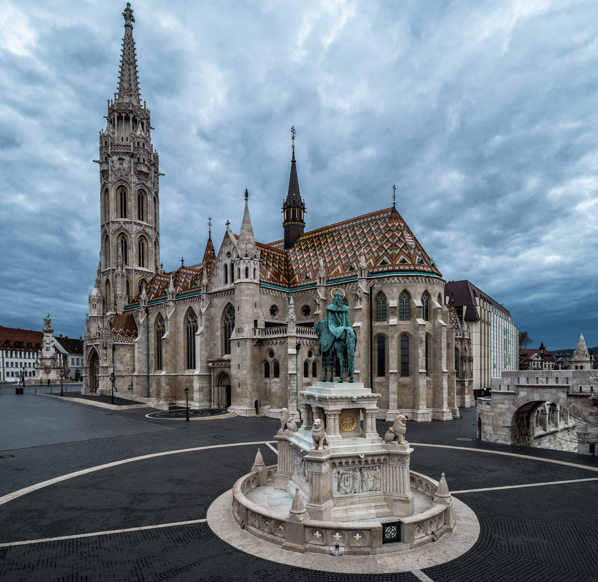 Places you have to see in Budapest: Outstanding Architecture: Fisherman's Bastion