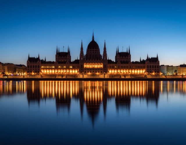 Places you have to see in Budapest: The Hungarian Parliament Building