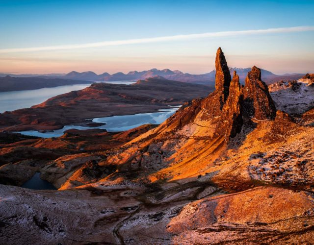 Sunrise at the Old Man of Storr - Isle of Skye Landscape Photography