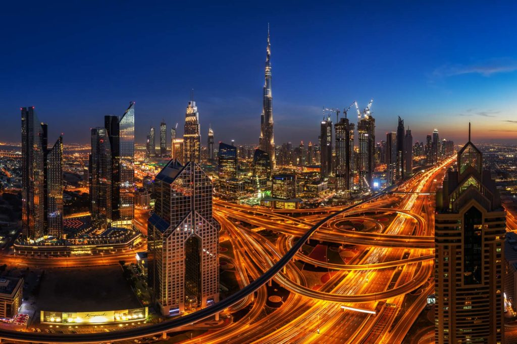 City of Dubai by professional Travel Photographer Lukas Petereit