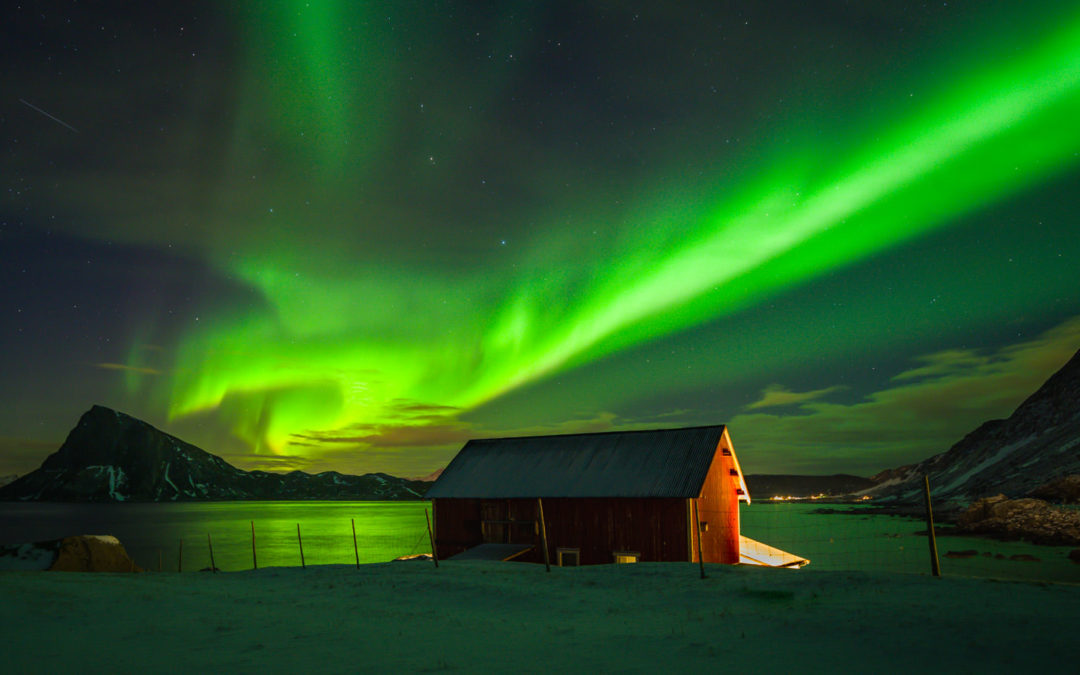 Northern Lights Photography at Lofoten Islands – Norway