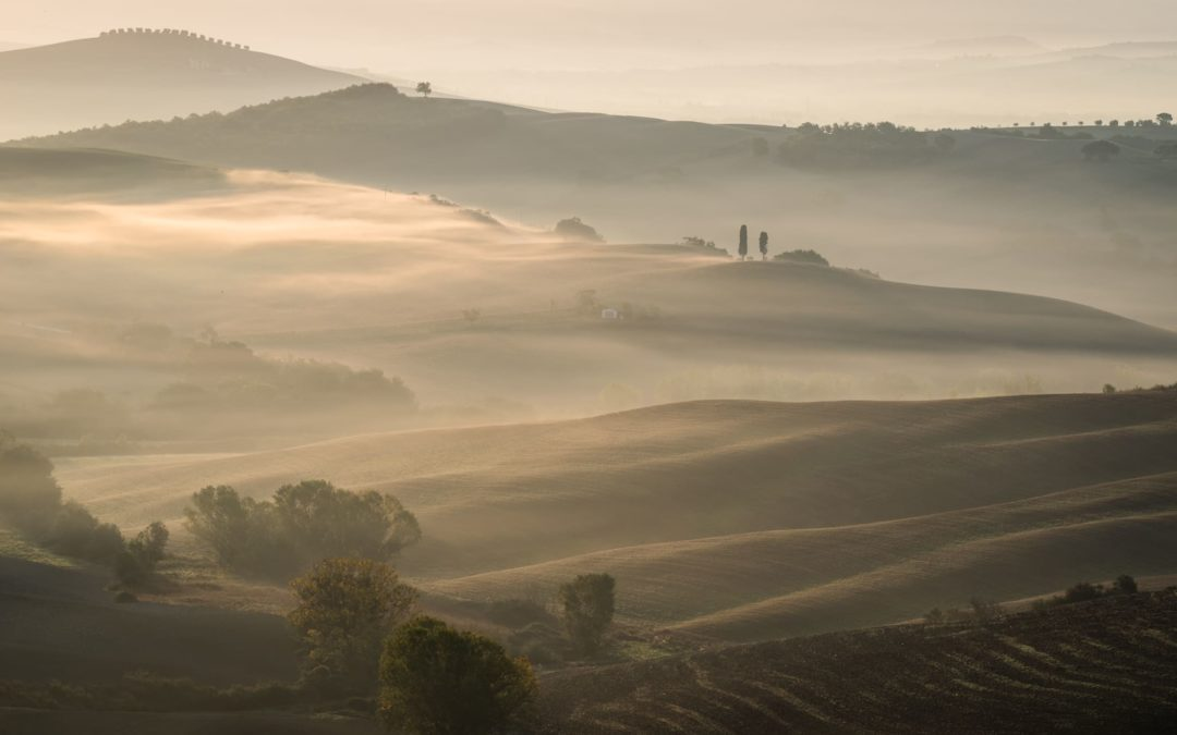 Landscape Photography in Tuscany – New Perspectives in Autumn